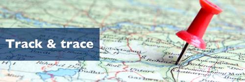 track en trace pendeltransport